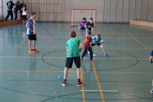 Unihockey 07