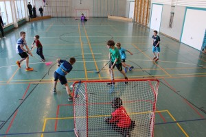 Unihockey 08